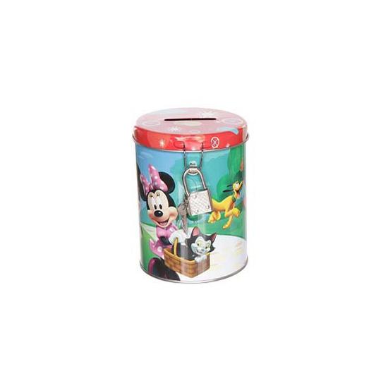 Mickey en Minnie rode spaarpot