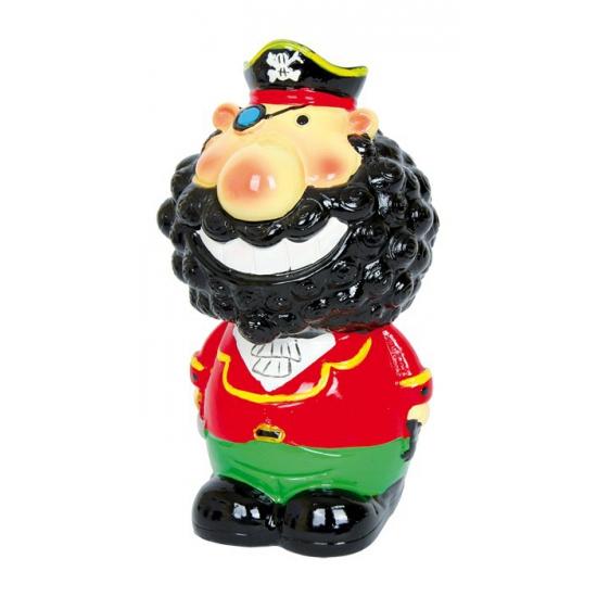 Piraten spaarpotje van porselein