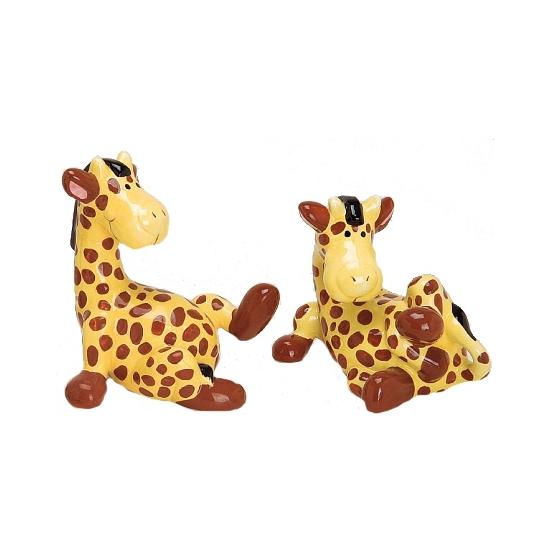 Giraffen spaarpot