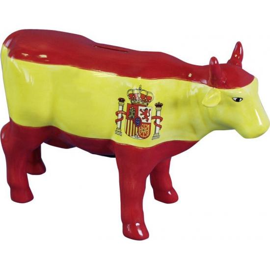 Koeien spaarpot Spanje