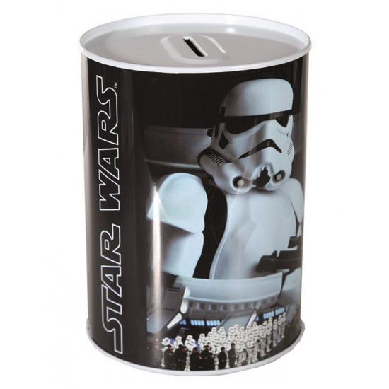 Metalen spaarpot Stormtrooper type 3