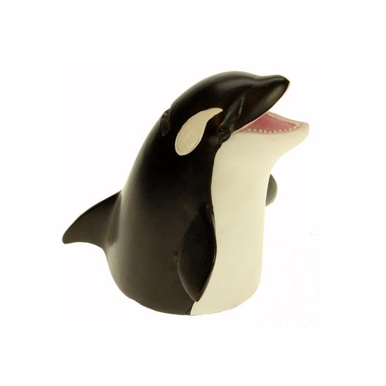 Spaarpot orka 10 x 11 x 10.5 cm