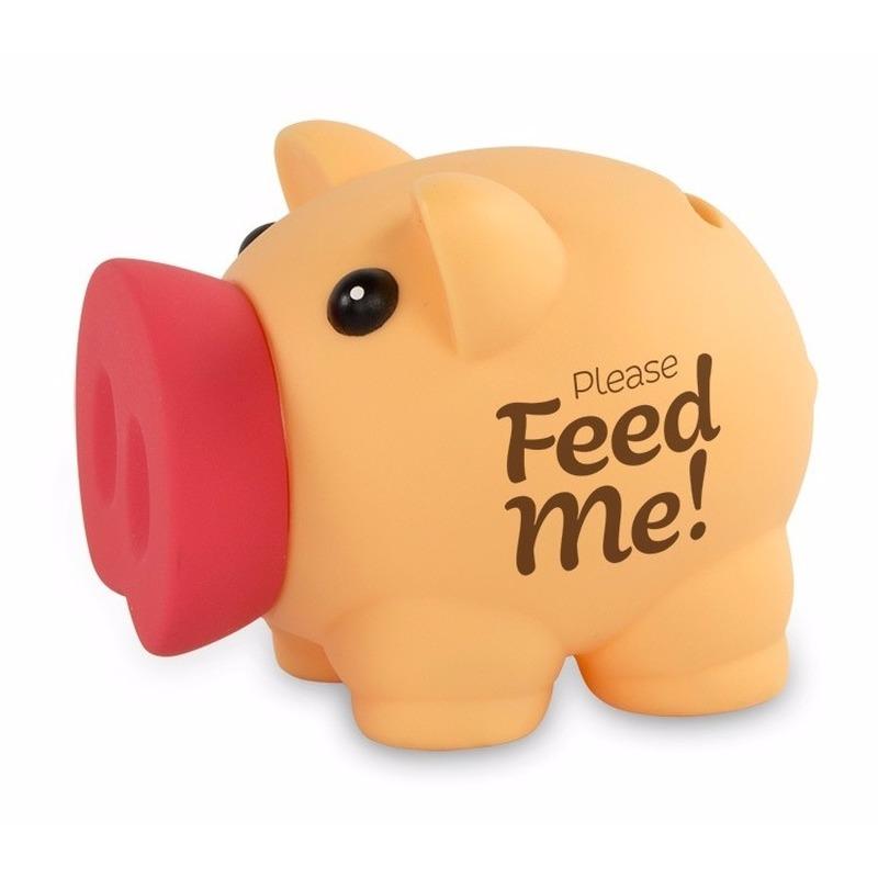 Spaarpot varken please feed me