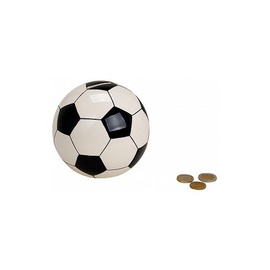 Spaarpot voetbal 13 cm