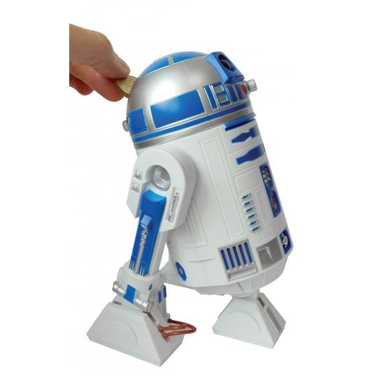 Star Wars spaarpotten R2D2 19 cm