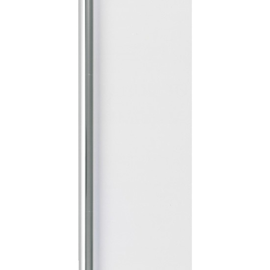 3x Verjaardag kadopapier transparant 400 x 70 cm foliepapier