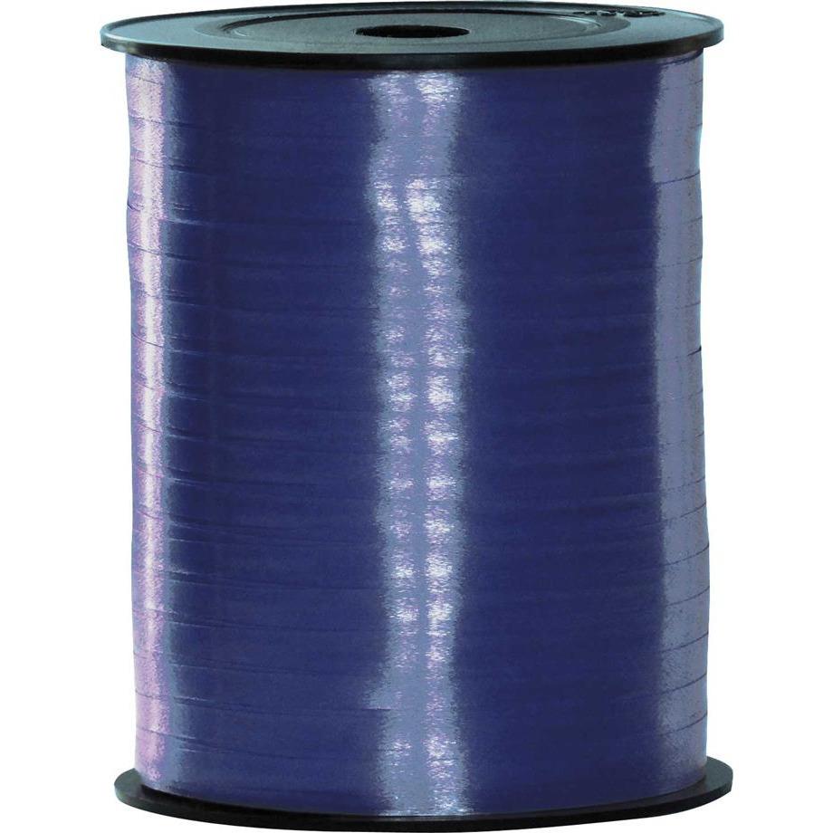 Blauw krullint 500 meter x 5 milimeter