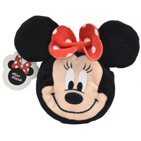 Pluche Minnie Mouse portemonnees