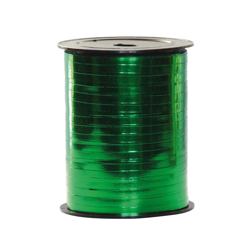 Rol lint in metallic groene kleur 250 m
