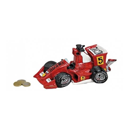 Spaarpot formule 1 raceauto 25 cm