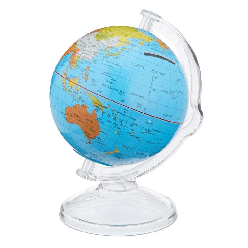 Spaarpot van de aarde 11 cm