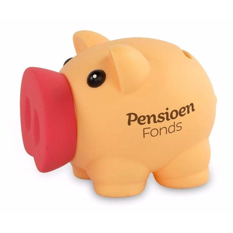 Spaarpot varken pensioenfonds