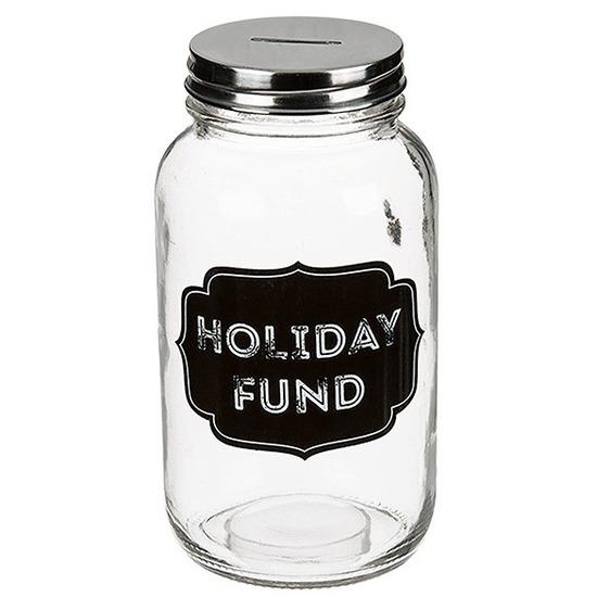 Spaarpot weckpot Holiday Fund