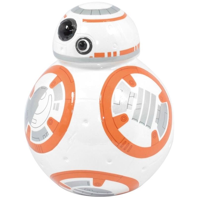 Star Wars droids/robots spaarpot BB-8 12 cm