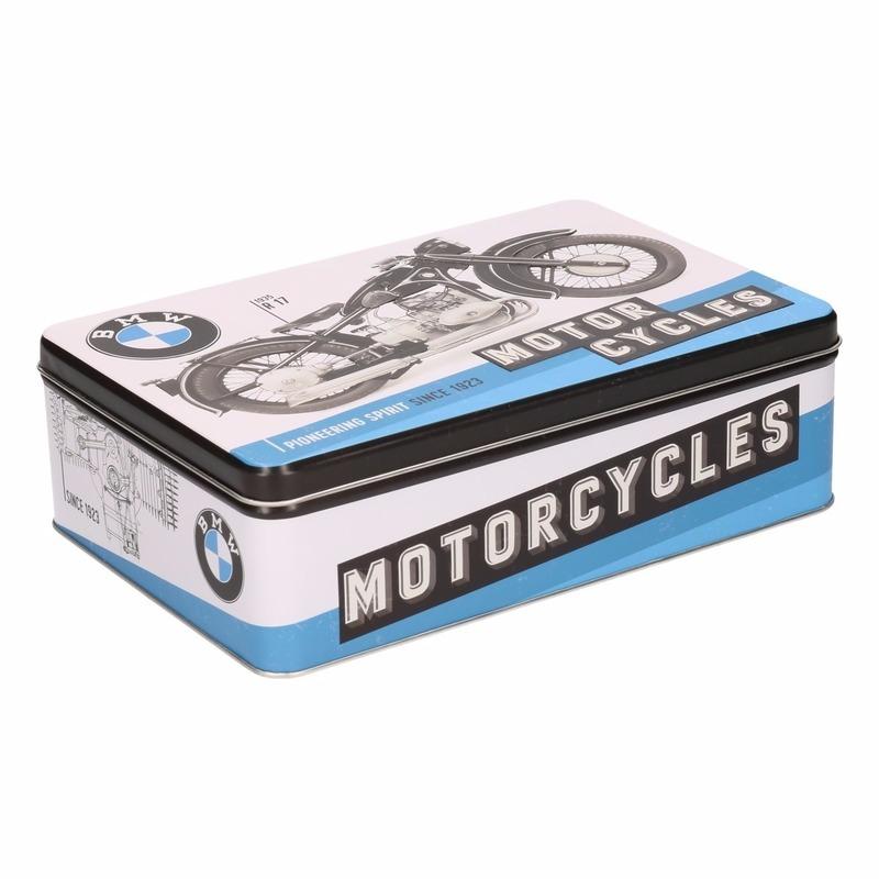 Voorraad box/snoeptrommel BMW 2,5 liter