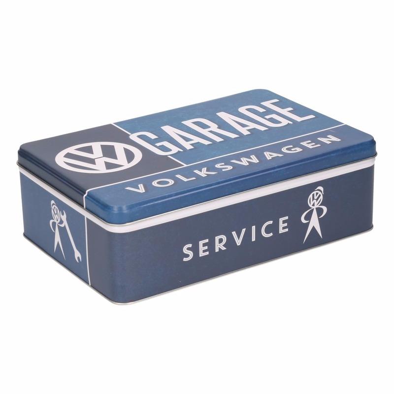 Voorraad box/snoeptrommel Volkswagen 2,5 liter